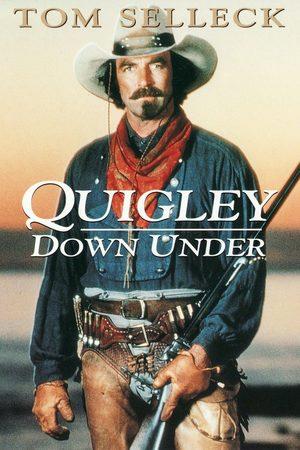 Mr Quigley, l'Australien