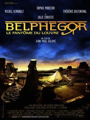 Belphégor, le fantôme du Louvre