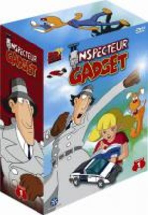 Inspecteur Gadget Série TV animée