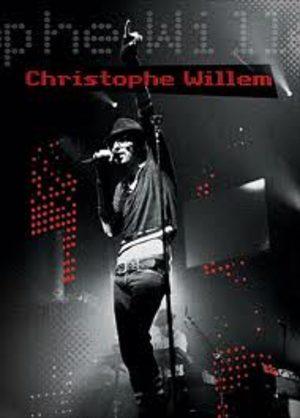 Christophe Willem - Fermeture pour rénovation