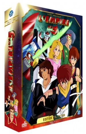 Askadis / L'Empire des 5 Série TV animée