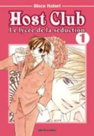 Host Club - Le Lycée de la Séduction Manga