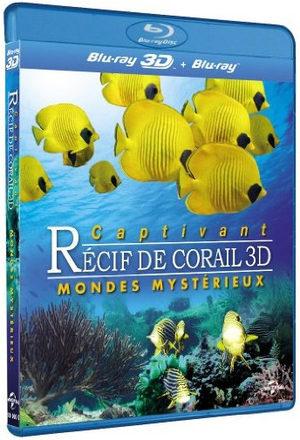 Captivant récif de corail 3D - Mondes mystérieux