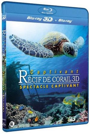 Captivant récif de corail 3D - Spectacle captivant