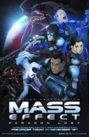 Mass Effect : Paragon Lost