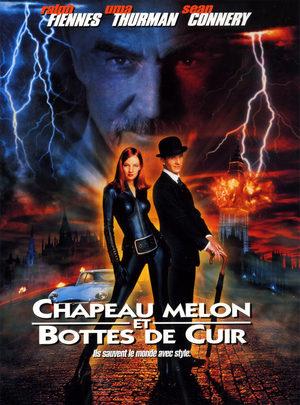 Chapeau melon et bottes de cuir (1998)