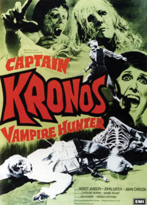 Capitaine Kronos, tueur de vampires Film