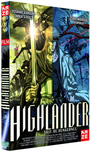 Highlander, Soif de Vengeance