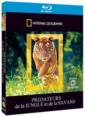 National Geographic - Prédateurs de la jungle et de la savane