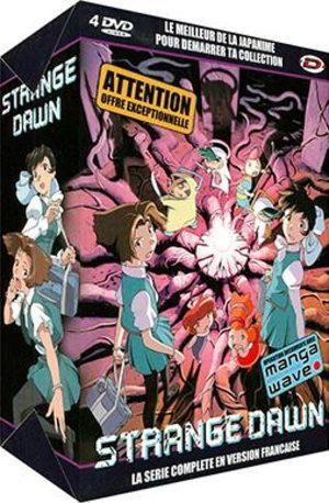 Strange Dawn Série TV animée