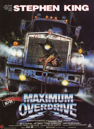 Maximun overdrive