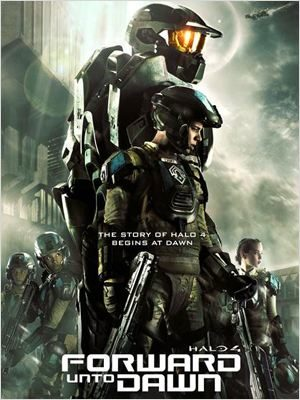 Halo 4 : Forward Unto Dawn Film