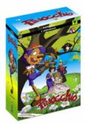 Pinocchio Série TV animée
