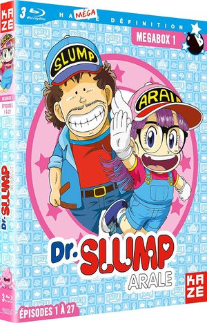 Dr Slump (1981) Anime comics