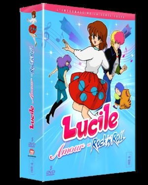 Embrasse moi Lucile - Lucile Amour et Rock'n Roll Manga