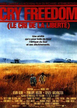 Cry Freedom - Le cri de la liberté