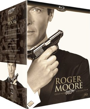 Roger Moore 007 James Bond Edition Collector