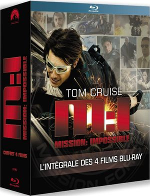 Mission: impossible la quadrilogie