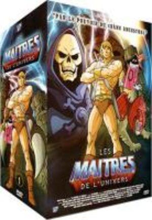 Les Maitres de l'Univers Série TV animée