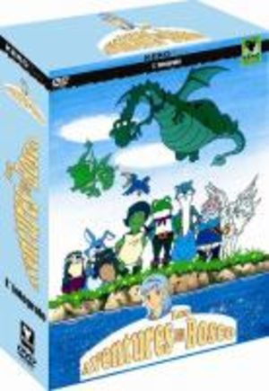 Les Aventures du Bosco Série TV animée