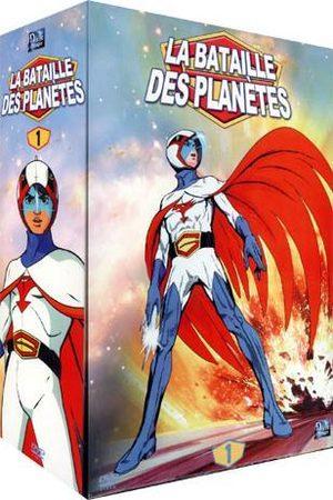 Gatchaman - La Bataille des Planètes Série TV animée