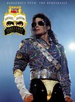 Michael jackson -  dangerous tour