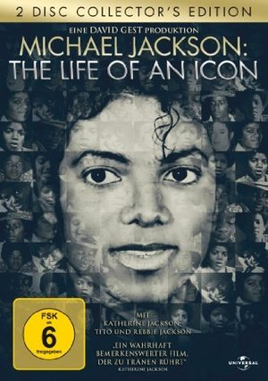 MICHAEL JACKSON - LIFE OF AN ICON