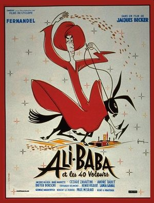 Ali Baba et les 40 voleurs Film