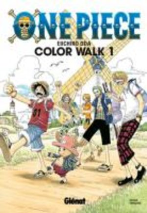One Piece - Color Walk Artbook