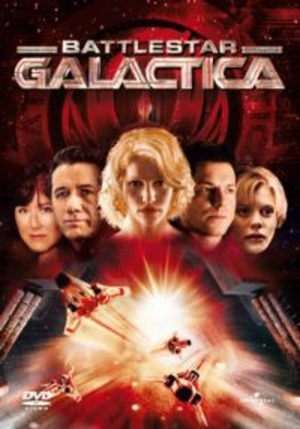Battlestar Galactica pilote