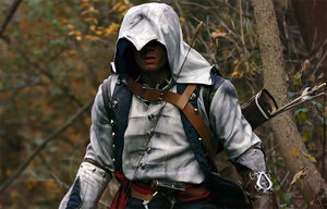 Assassin's Creed 3: Rebel Blades BD