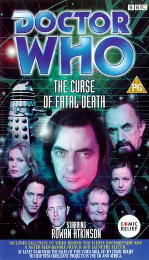 Doctor Who - The Curse of The Fatal Death