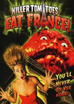 Killer Tomatoes Eat France! Film