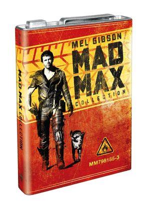 Mad Max - L'intégrale Produit spécial