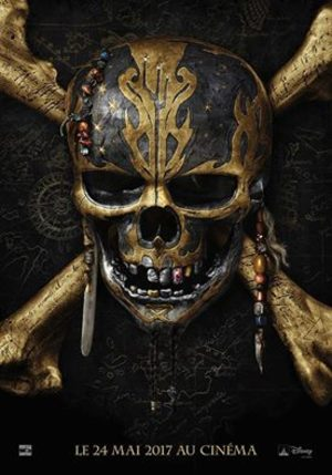 Pirates des Caraïbes : les morts ne parlent pas