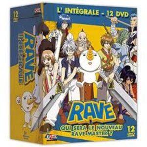 Rave Série TV animée