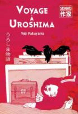 Voyage à Uroshima Manga