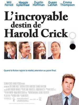 L'Incroyable Destin de Harold Crick Film