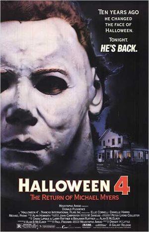 Halloween 4: le retour de Michael Myers