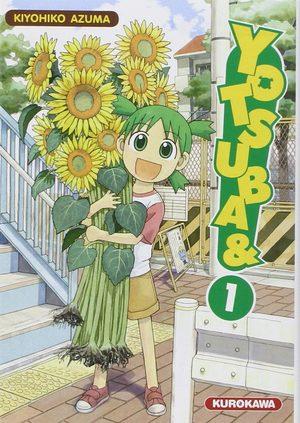 Yotsuba & ! Manga