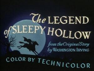 La Légende de la vallée endormie