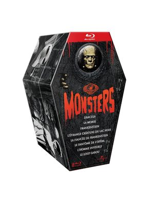 Coffret Monsters