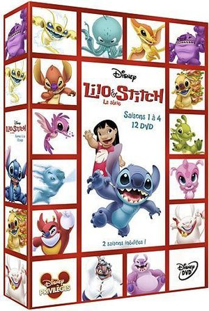 Lilo et Stitch la série