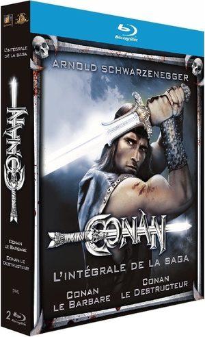 L'integrale de la saga Conan