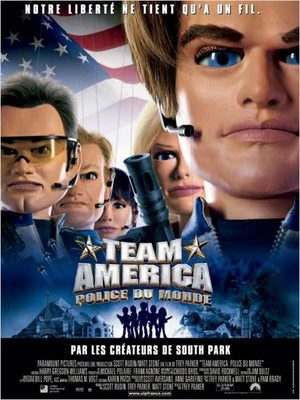 Team America, police du monde Film