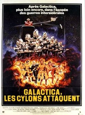 GALACTICA : LES CYLONS ATTAQUENT