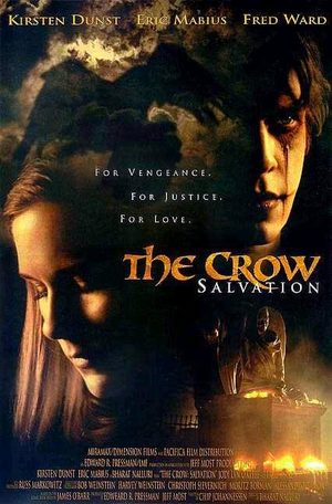 The Crow : Salvation Film