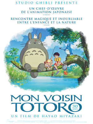 Mon Voisin Totoro Film