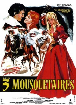Les Trois Mousquetaires: La vengeance de Milady Film
