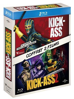 Kick-Ass 1 et 2